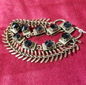 Double design bracelet